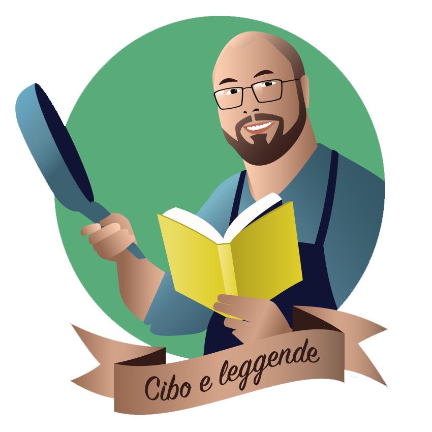 Logo di Cibo e Leggende