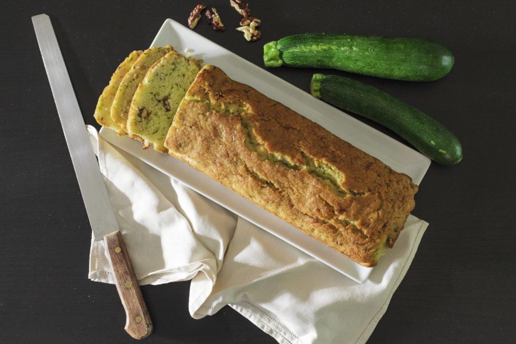 La ricetta dello zucchini bread