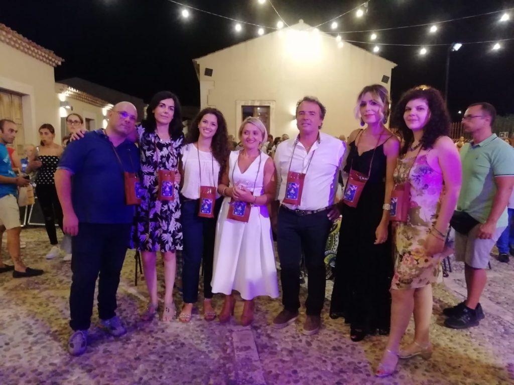 I Food Blogger  presenti alla manifestazione della festa della Mandorla e del Nero D'avola.