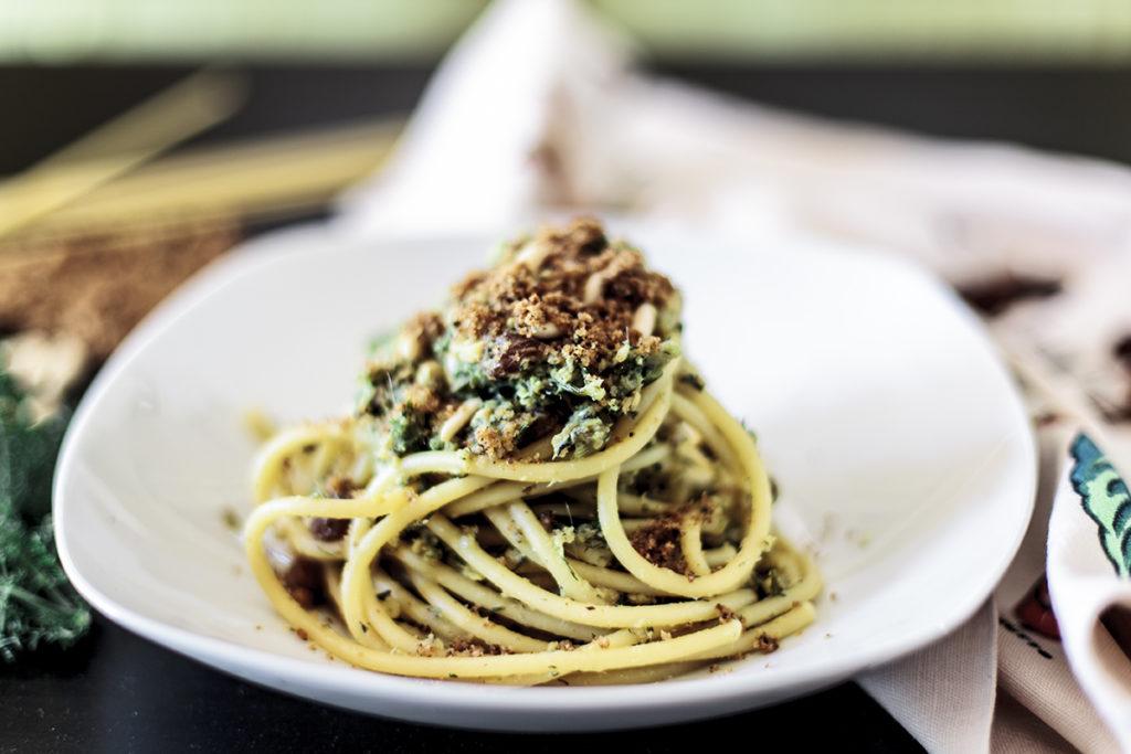 Pasta con le Sarde la ricetta classica