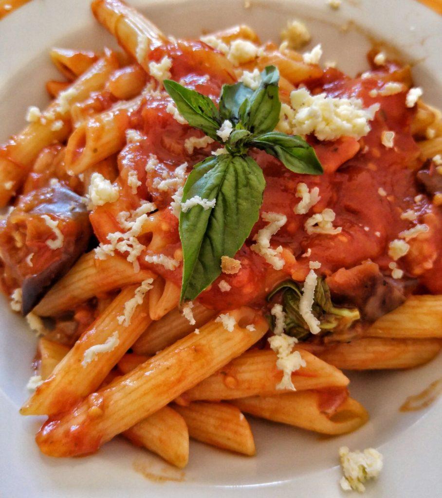 Pasta alla Norma ricetta originale siciliana