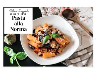 Recipe Card 001 - Pasta alla Norma